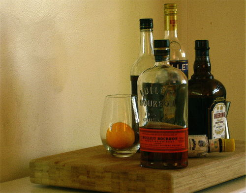 Cocktail Ingredients