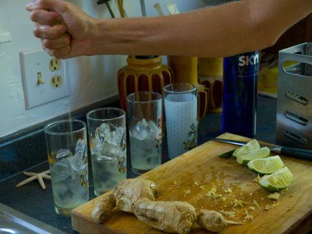 Meyer lemon whiskey sour-1-2