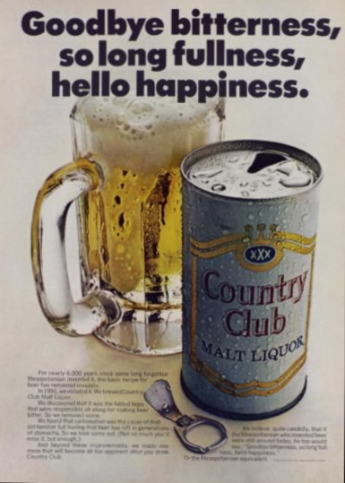 Country Club May 70