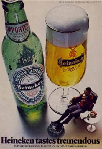 Heineken August 24 Playboy