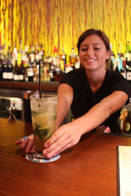 BartenderServing