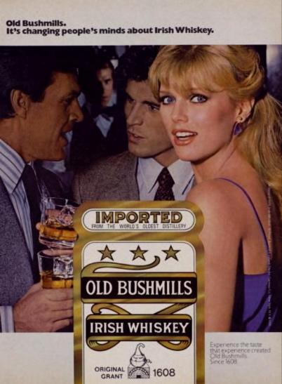 Old bushmills playboy march 1980